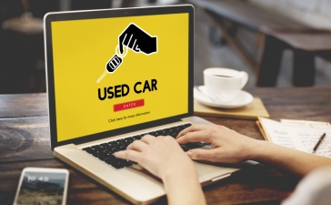 Use The Internet To Drive Off With Car Shopping