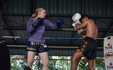 Promoting Muay Thai Camp On The Social Media