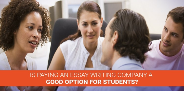 Is Paying An Essay Writing Company A Good Option For Students  Business Plan Writers In Chennai also Essay Paper Checker  Thesis Statement For Descriptive Essay