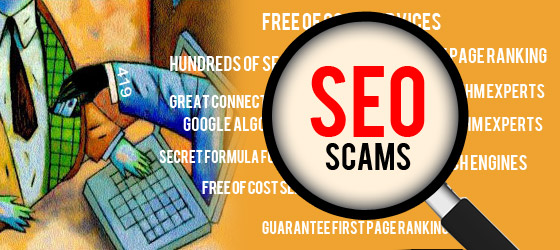 How To Quickly Detect SEO Scammers?