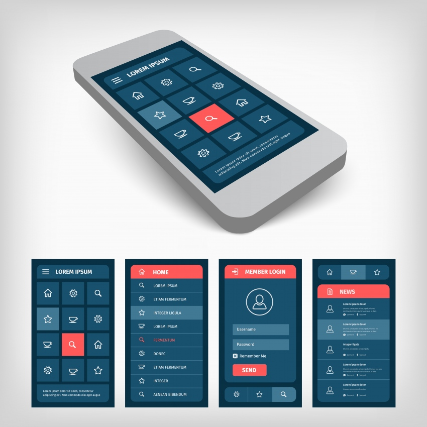 5 Key Elements In User Interface