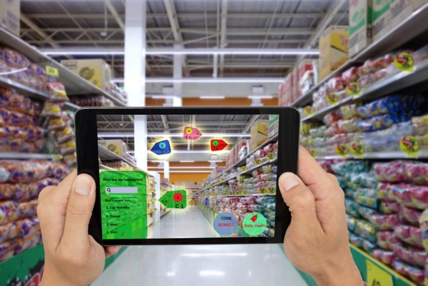 Internet Of Things In Retailers