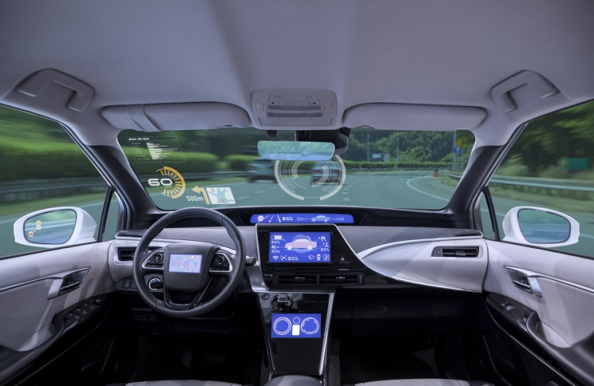 The Future Of Self Driving Tech